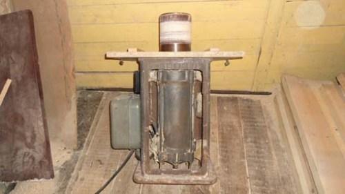Двигатель для самодельного станка