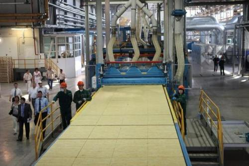 Производство базальтовой ваты