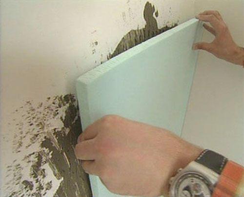 Стоит ли производить утепление стен изнутри?