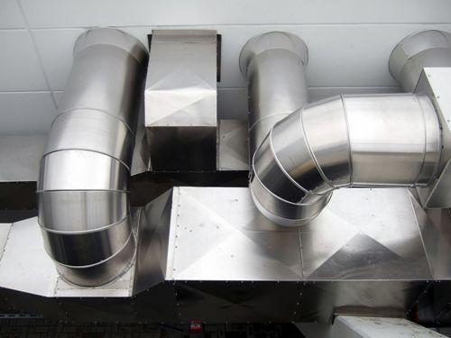Вентиляционные воздуховоды: металлические, пластиковые, гибкие. Выбор, назначение и применение