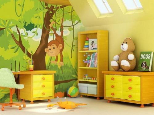 Зооуголок в детской комнате