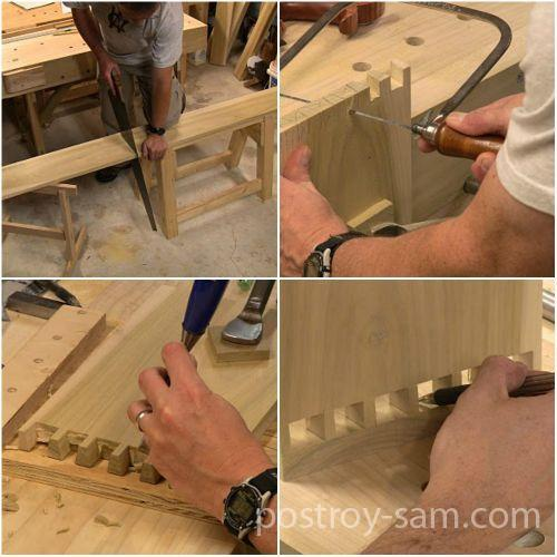 Делаем ящик для инструментов своими руками