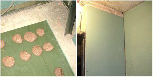 Как клеить гипсокартон на стену своими руками?