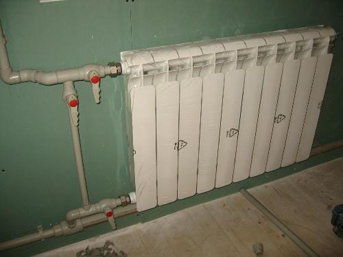 Как подключить радиатор