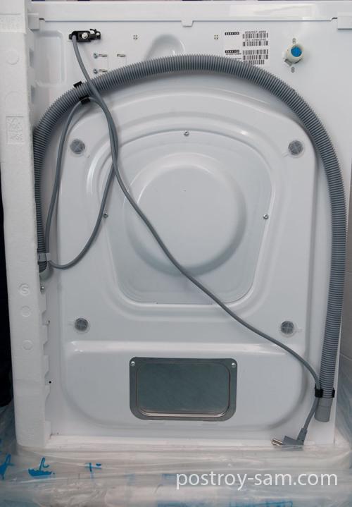 Как подключить стиральную машину? Инструкция