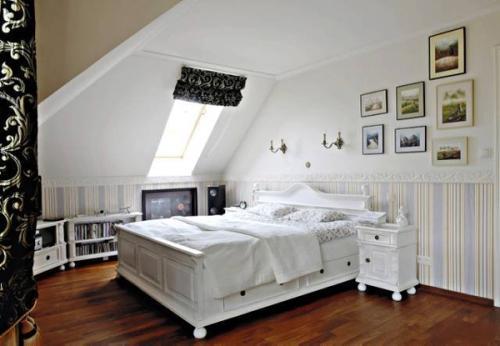 Как сделать комнату на чердаке своими руками?