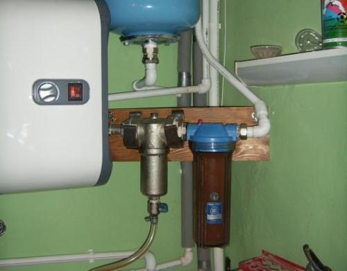 Как влияет фильтр на производительность насоса для воды? Видео