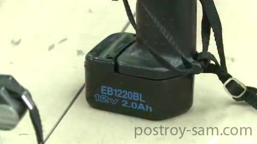 Мощность аккумулятора шуруповерта