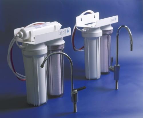 Фильтры для воды и степени очистки