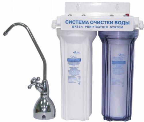 Какой фильтр для воды лучше выбрать?