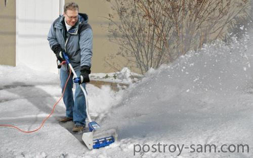 Снегоочистители несамоходные и самоходные