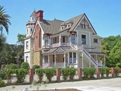 Красивые дома. Фото