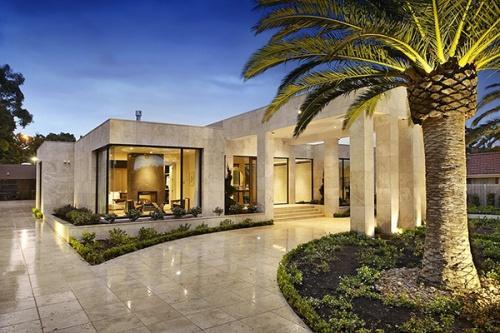 Сказочно роскошный особняк в Мельбурне
