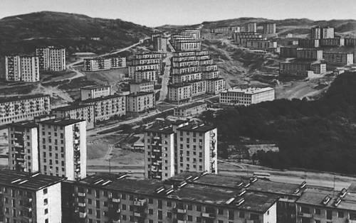 Советские дома