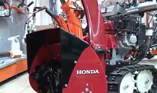 Снегоуборщик Honda