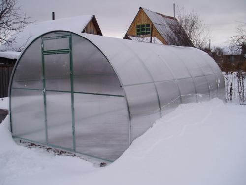 Подготовка теплицы к зиме. Что нужно сделать?