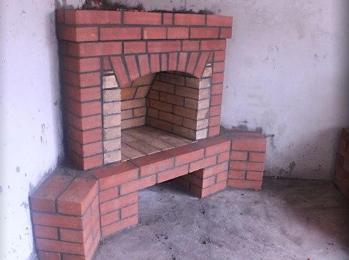 Советы и рекомендации по строительству углового камина своими руками