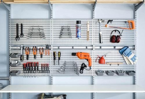 Приспособления для хранения инструментов. Где и как хранить свои инструменты?