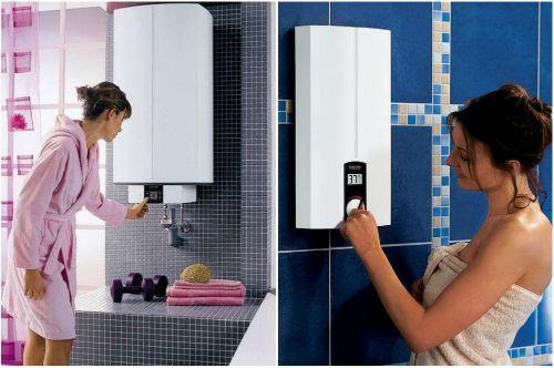 Проточный или накопительный водонагреватель? Что лучше выбрать?
