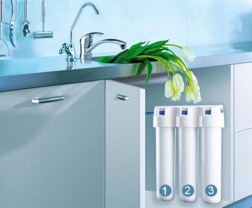 Выбираем фильтр для очистки воды правильно