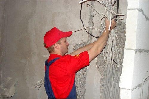 Замена проводки в квартире челябинск