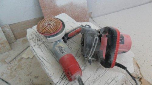 Инструменты для подрезки плитки