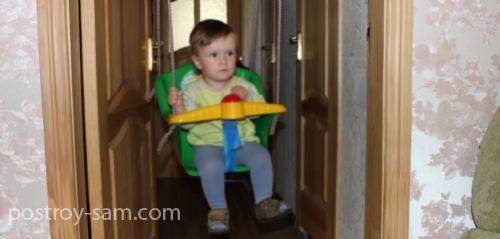 Качели для ребенка
