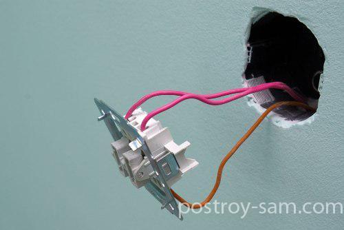 Подключение нулевых проводов
