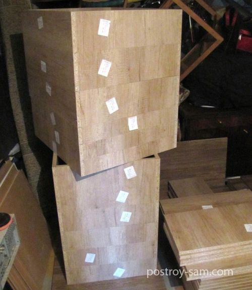 Шкафчики для шкафа своими руками