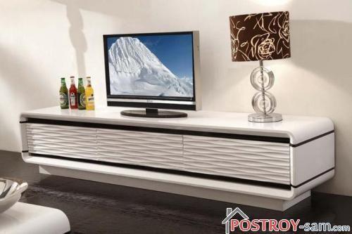 Материалы для тумбы под телевизор