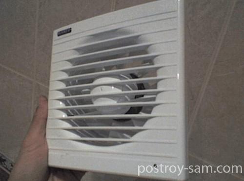 Как правильно выбрать вентилятор для ванны?