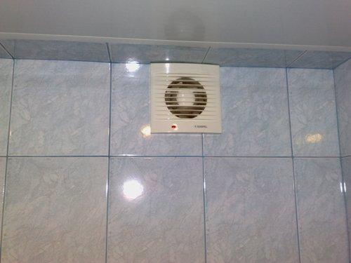 Вентиляторы для ванной. Выбираем, устанавливаем и подключаем вентилятор своими руками
