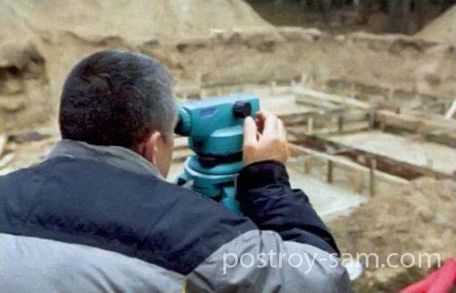 Инженерно-геологические изыскания для фундамента