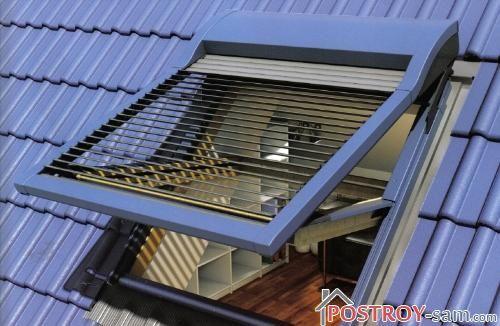 Как выбрать мансардное окно? Установка мансардных окон