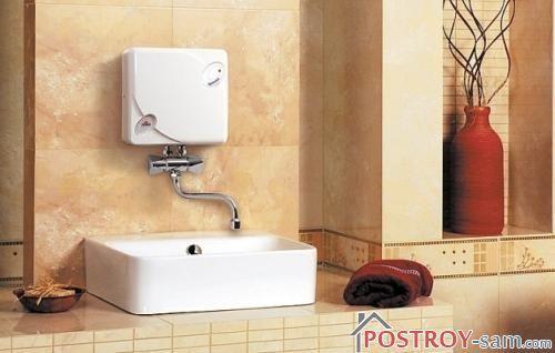 Как выбрать проточный электрический водонагреватель. Виды и типы водонагревателей
