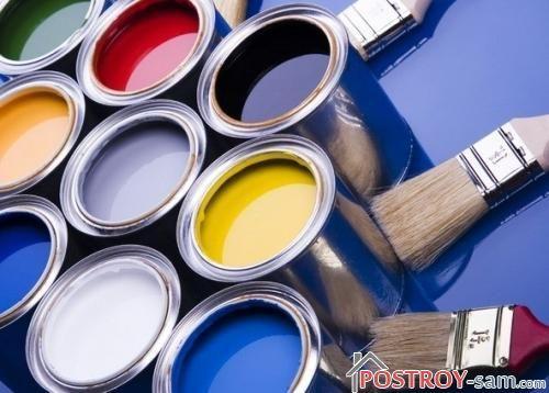 Какую краску лучше выбрать?