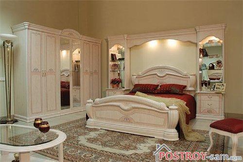 Красивая спальня для каждого
