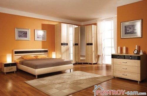 Фото красивой спальни
