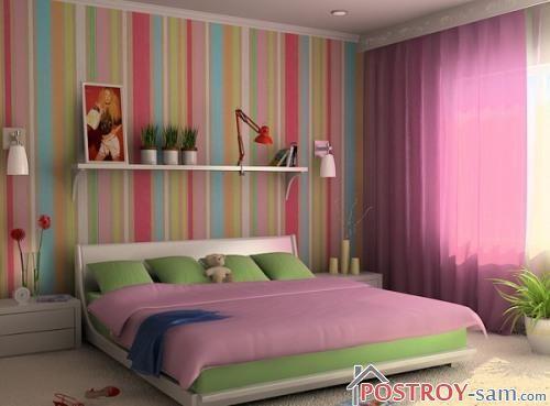 Красивые спальни фото