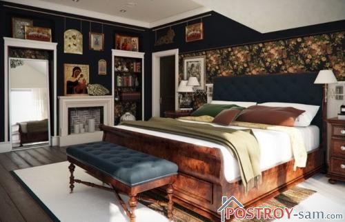 Кровать из массива дерева. Фото деревянных кроватей