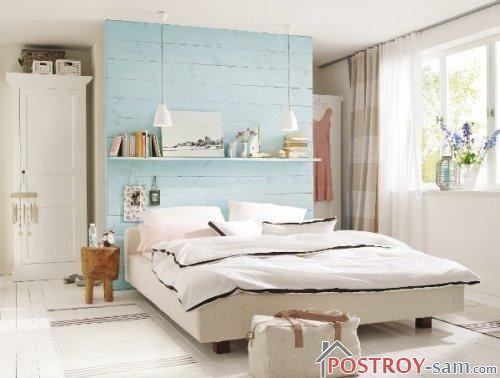Уютная небольшая спальня фото