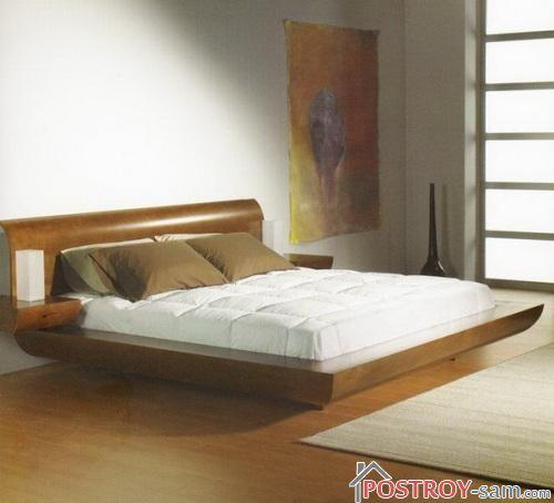 Маленькая спальня без мебели