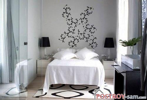 Классная маленькая спальня