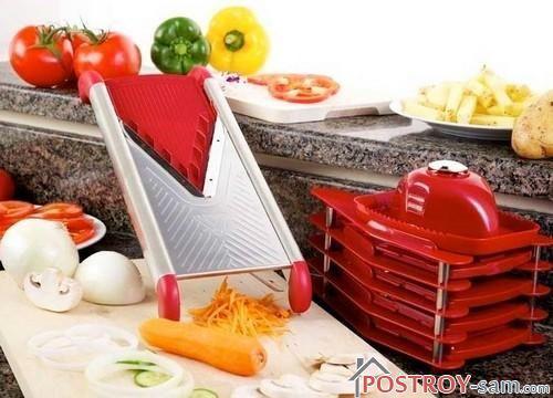 Овощерезка для дома: как выбрать?