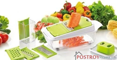 Домашняя овощерезка Multi Slicer