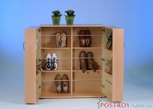 """Шкаф для обуви """"Бона"""""""