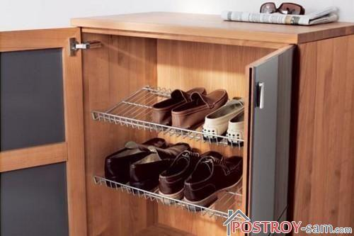 Бона - шкаф для обуви фото