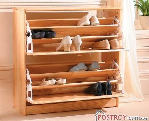 Слим шкаф для обуви фото
