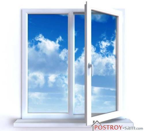 Стандартные размеры пластиковых окон. Существует ли такое понятие?