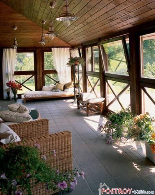 Bois de terrasse pas cher ou beton pave, terrasse en beton decoratif